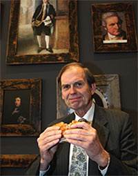 The 11th Earl of Sandwich