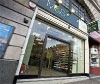 M&S Baker Street store