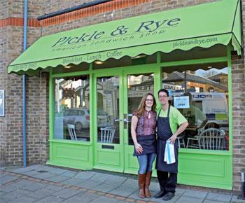Pickle & Rye, Sheen Lane