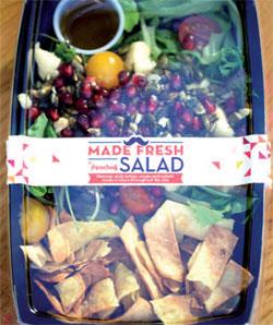 Poncho 8 Fresh Salad