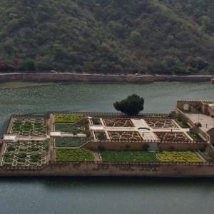 Amber Fort gardens
