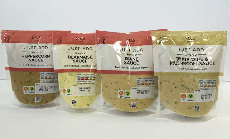 Meat sauces