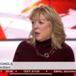 Nellie Nichols on BBC News